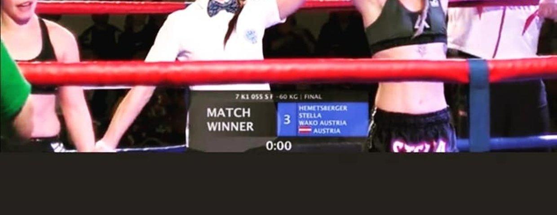 Sieg beim Irish Open