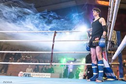 Österreichische Staatsmeisterschaften Muay Thai IFMA Leoben 19.03.2016