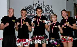 Österreichische Staatsmeisterschaft Muay Thai (17.03.2012)