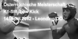 K1 Staatsmeisterschaft 14.4. Linz