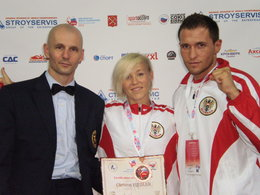 Thaibox WM 2012 St. Petersburg