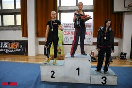Christin Fiedler erreicht 2. Platz beim intern. Thaiboxturnier in Sceged/Ungarn