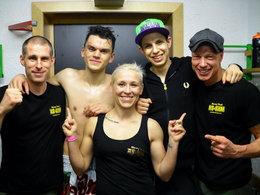 Goldenfist Fightnight Linz