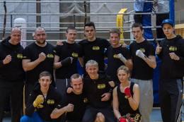 Österreichische Meisterschaften Muay Thai IFMA