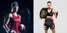 Mixfight-Night Steyr - Christin Fiedler gewinnt gegen Jessica Marazzi