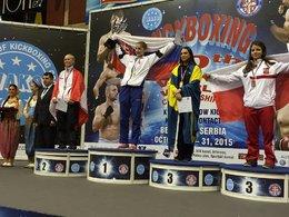 K1 World Championships Belgrad 2015
