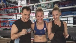 RS-Gym Trainerin Christin Fiedler Trainingscamp Thailand