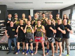 Newcomer Gala Muay Thai ScS München