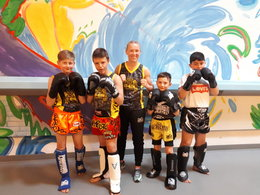 Sparrings Kämpfe Kids Fight Night 3.0
